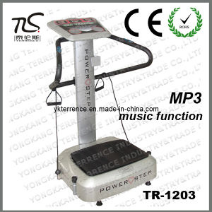 Fantastic Vibration Machine with MP3 Speaker (TR1203)