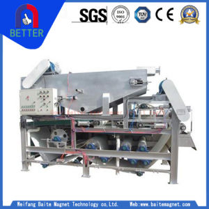 Wg Vacuum Press Belt Filter Machine for Waste Water Treatment pictures & photos