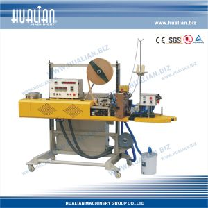Hualian 2015 One-Line Sealing and Stitching Automatic Packaging Machine (FBK-14C) pictures & photos