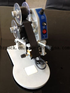 Manual Ribbon Coding Machine (HP-241F/S) pictures & photos