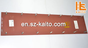 Best Sany Screed Plate Qsd1500 for Asphalt Paver in Stock pictures & photos