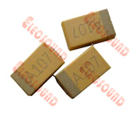SMD/Chip Tantalum Capacitors Ca45 Lead Free/RoHS 47UF