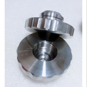 High Quality Dwj Water Jet Cutting Head Part Water Jet Nozzle Nut pictures & photos