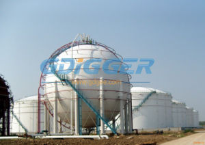 6000m3 Polypropylene LPG Spherical Tank pictures & photos