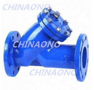 Carbon Steel Y Type Strainer with Flange pictures & photos