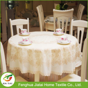 Table Clothes Linen Custom Round Restaurant Table Linen pictures & photos