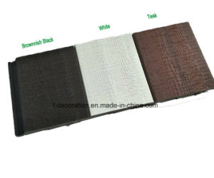 Mixed Color Capped Outdoor Decking Composite WPC Cladding pictures & photos