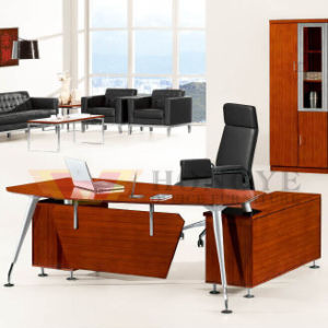 Ergonomical Exquisite Luxury Office Hot Sale Executive Desk (HY-D0420) pictures & photos