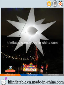 Party Supplies, LED Lighting Decorative Inflatable Star 0002 for Bar, Nightclub Decoration
