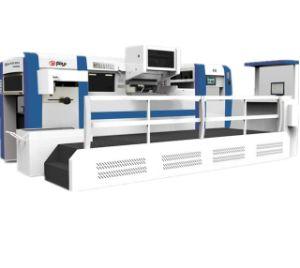 Speedmaster Automatic Diecutter Machine with Stripping Section Feeder as Heidelberg pictures & photos