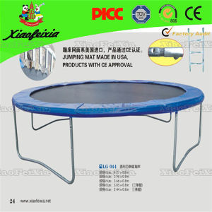 Professional CE Certificated Trampoline Bed pictures & photos