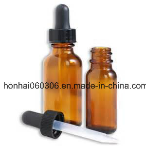 50ml Amber Essential Oil Bottle with Glass Dropper pictures & photos