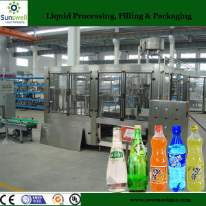 Carbonated Drink Filling Equipment for Can Bottle pictures & photos