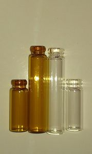 High Quality Glass Vial for Medical Supply pictures & photos