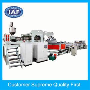 Good Quality PVC Anti Slip Coil Mat Plastic Extrusion Machine pictures & photos