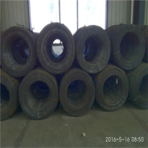 China Origin High Strength Ms Galvanized SAE 1006b/1008b/1010b Steel Wire pictures & photos