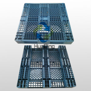 Heavy Duty Racking Plastic Pallet in Size 1200X1000 mm pictures & photos