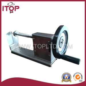 Stainless Steel Manual Twisted Potato Cutting Machine (H002) pictures & photos