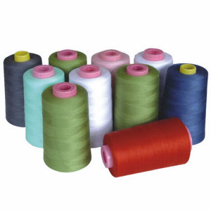 100% Spun Polyester Sewing Thread Small Mqq pictures & photos