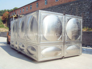 Assembled Bolted Stainless Steel 304 Water Tank Factory Price