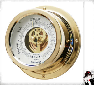 Yacht Nautical Berometer Brass Case 150mm pictures & photos