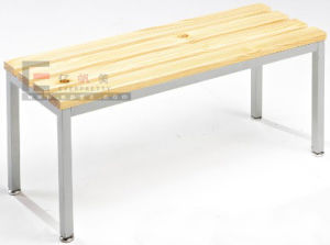 Waterproof HPL Bench for Gym Changing Room pictures & photos