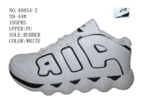 No. 48854 Men′s Hiking Shoes Stock Shoes pictures & photos