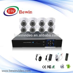 Outdoor Wireless WiFi1080p HD 2 Megapixles IP Camera 4CH NVR Kits CCTV Camera Security System