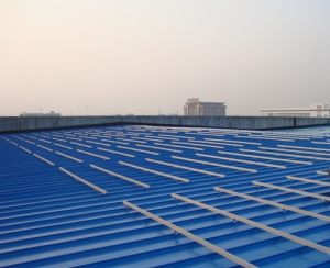 Color Steel Tile PV Roof Solar Bracket pictures & photos