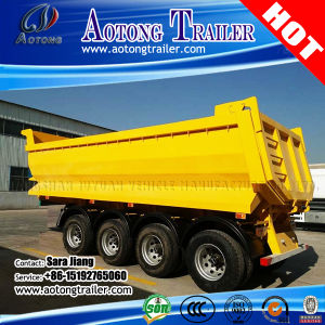 30tons Rear Dump Semi Trailer, Tipper Trailer for Sale pictures & photos