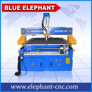 Ele-1325 4 Axis Rotary CNC Wood Router Machine for Wood Engraving pictures & photos