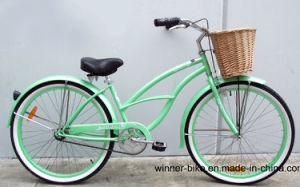 Lady′s Beach Cruiser Bicycle pictures & photos