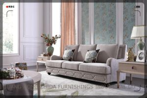 Hot Sale Cheap Fabric Sofa Set pictures & photos