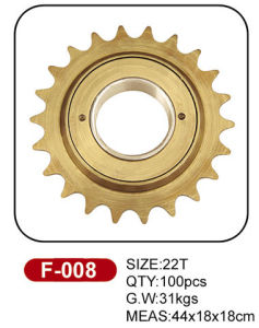 Bicycle Freewheel F-008 of High Quality pictures & photos