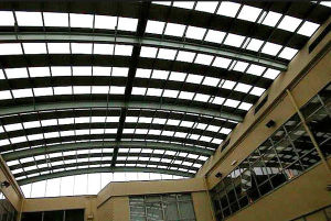 Transparent Polycarbonate Sunlight Roof Sheet pictures & photos