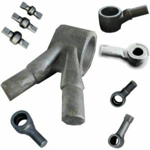 Open Die Forging Products for Spare Parts pictures & photos