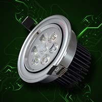 3W 5W 7W Ceiling Lamp LED Lighting (ZDS1603)