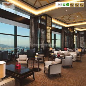Modern Hotel Lobby Furniture for Sale Dining Room Table and Chair Furniture (HY-20) pictures & photos