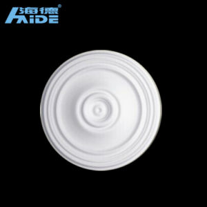 High Grade PU Ceiling Medallion Tile/Decorative Ceiling Medallions pictures & photos