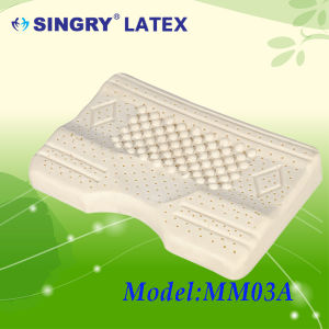 Genuine 100% Latex Massage Pillow (MM03)