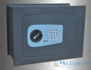 Electronic Laser Cutting Wall Safe for Home and Office (MG-DE2) pictures & photos