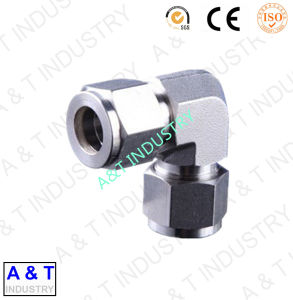 Swagelok Similar 90 Elbow Male Union Pipe Fitting pictures & photos