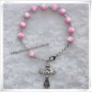 Rosary Bracelet, Beads Rosaries (IO-CB128) pictures & photos
