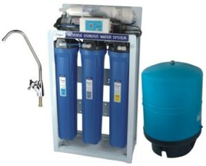 Commerical Reverse Osmosis System (RO-200G-1) pictures & photos