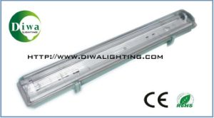 T8 Tri-Proof Fluorescent Lighting Fixture, CE, RoHS, IEC Approval (DW-T8SF) pictures & photos