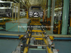 Chain Conveyor on Powder Coating Line pictures & photos