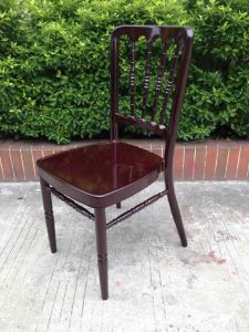 Wholesale Aluminum Versaille Chair, Metal Chateau Chair, Napoleon Chair pictures & photos