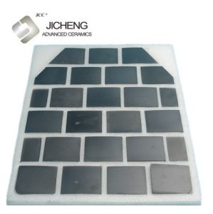 Boron Carbide Rectangle Tile for Hard Armor