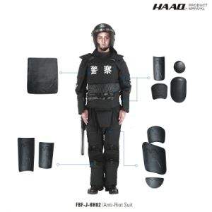 Jacket Type Rapid-Equipping Anti-Riot Suit