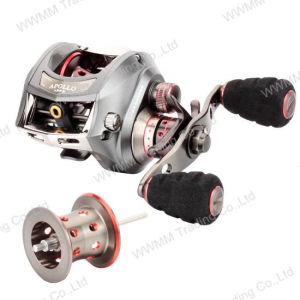 Top Grade 13+1 Bears Metal Bait Cast Reel Fishing Reel (APOLLO150R/L) pictures & photos
